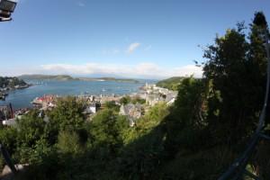 Aussicht von McCaigs Tower