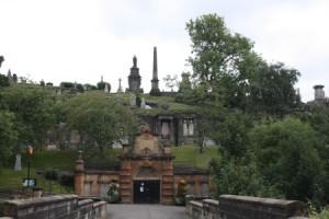 Glasgow Nekropolis